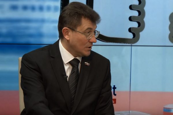 ForPost Политика - Комелов: Перенос администрации на Северную сторону станет драйвером развития Севастополя