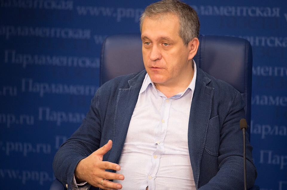 Борис Межуев: «Севастопольские выборы — единственные, на которых хочется голосовать»