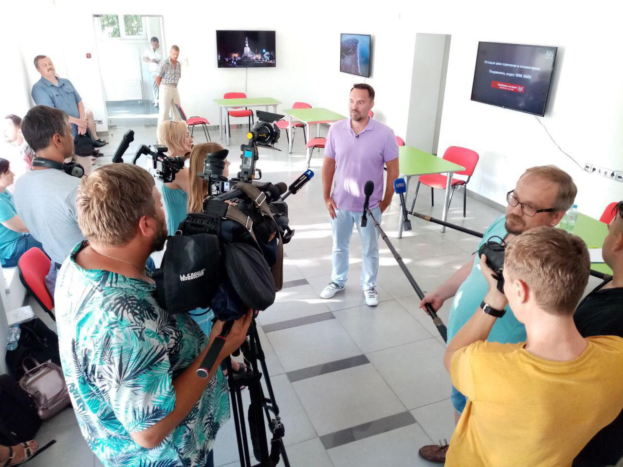 Медиацентр «Севастополь» предложил политическим силам города помощь в избирательной кампании