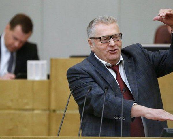 ForPost Политика - Жириновский поддержал слияние «Справедливой России», «За правду» и «Патриотов России»