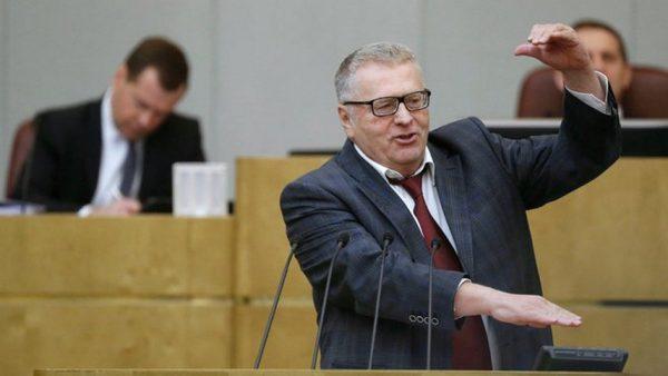 Жириновский поддержал слияние «Справедливой России», «За правду» и «Патриотов России»