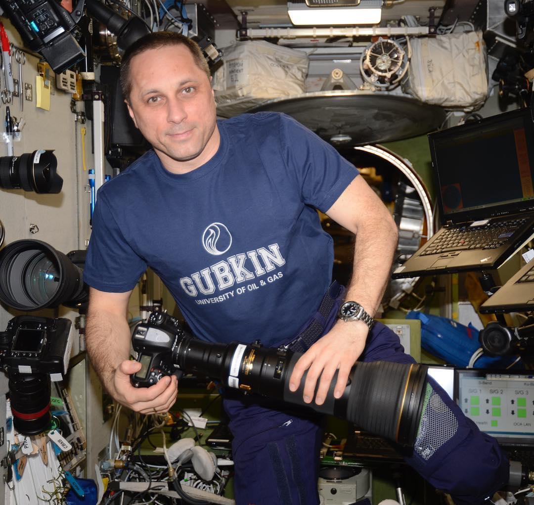 Космонавт Антон Шкаплеров всерьёз решил идти в политику