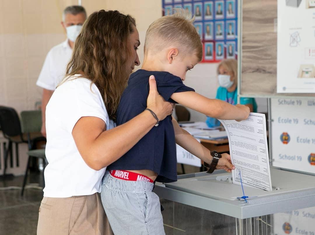 Больше 66 тысяч избирателей проголосовали в первый день в Севастополе
