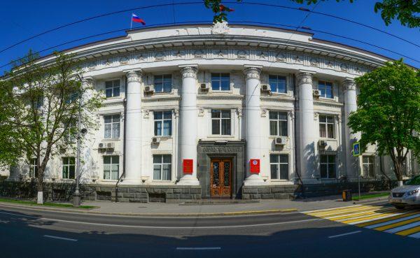 Назначен новый глава аппарата законодательного собрания Севастополя