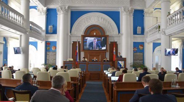 Развязка интриги вокруг кресла сенатора от заксобрания Севастополя затягивается