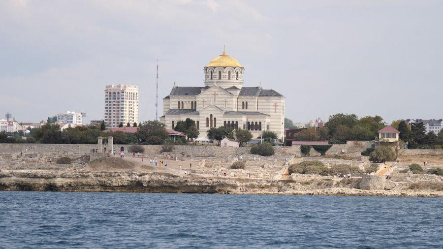 Парламент Севастополя готов бороться за всемирное наследие Херсонеса
