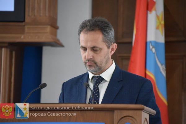 Буцая переизбрали уполномоченным по правам человека в Севастополе