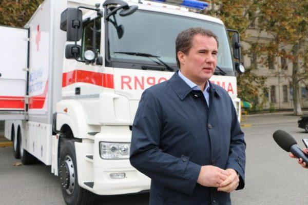 Гладков настоял на том, чтобы Кияшко допустили к выборам губернатора Севастополя