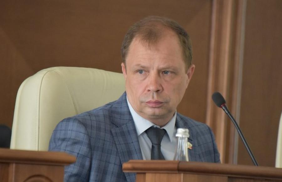 Развожаев внёс в заксобрание Севастополя кандидатуры своих замов
