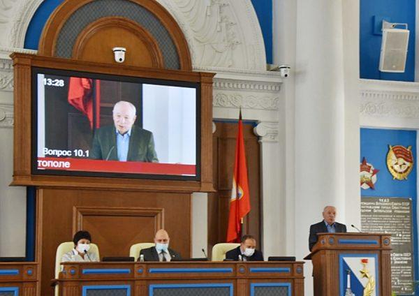 Глас вопиющего в пустыне: почему из множества отделений партий в Севастополе выступили лишь две