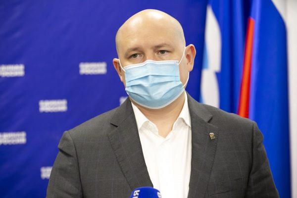 Развожаеву прочат место «паровоза» на выборах в Госдуму