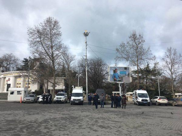Почему никто не пришёл на несогласованные митинги в Севастополе и Симферополе 31 января