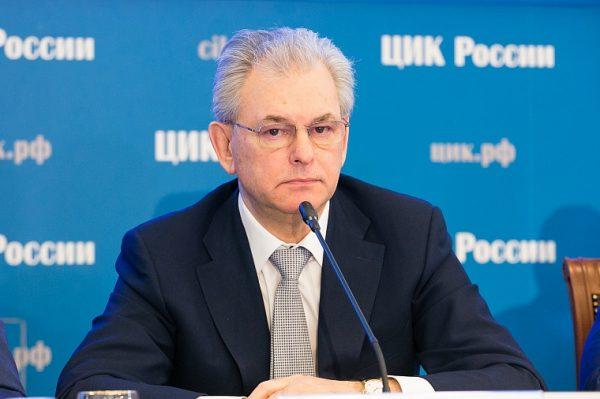 Севастополь в ЦИКе будет курировать Николай Булаев