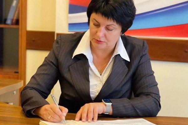 ForPost Политика - Лобач намерена идти на выборы в Госдуму от «ЕР» Севастополя