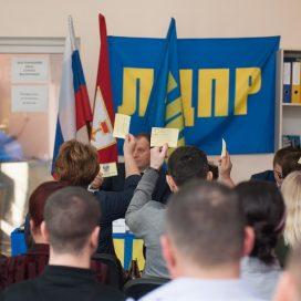 ЛДПР в Севастополе выдвинула кандидатов в депутаты советов муниципальных округов