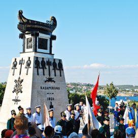 Дата подвига брига «Меркурий» получила официальный статус в Севастополе