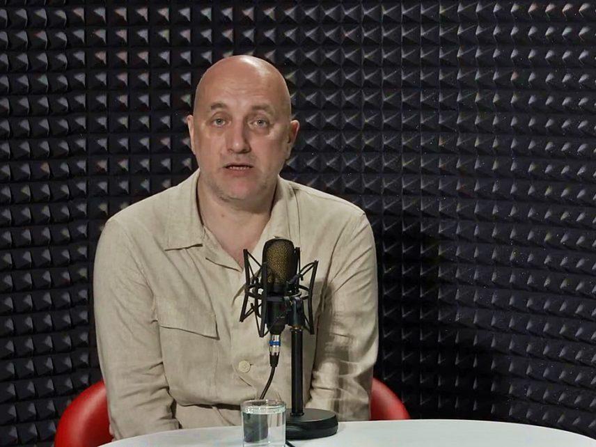 Прилепин хочет в Киев