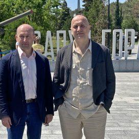 Прилепин вручит партбилеты «СРЗП» экс-руководителям севастопольской «За правду»