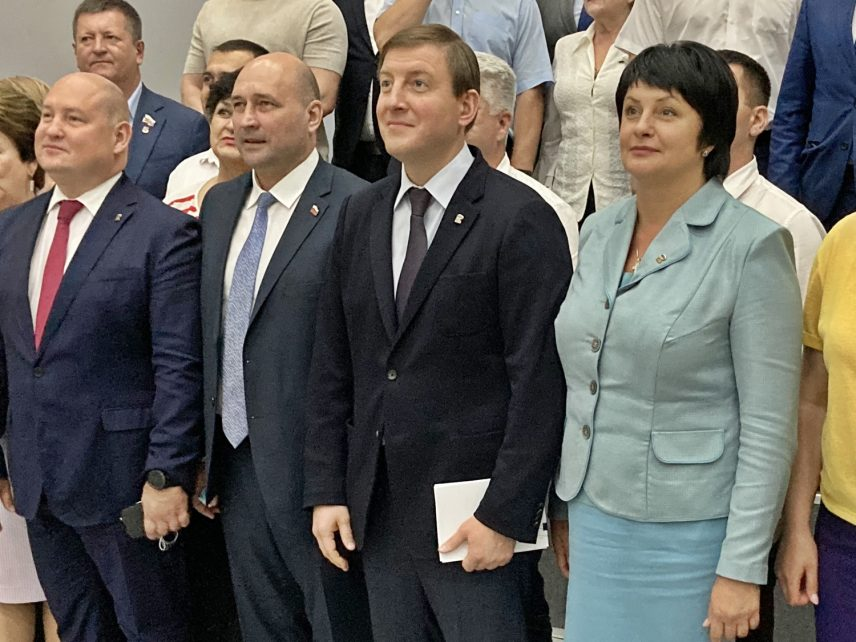 Лобач избрали делегатом съезда «Единой России» от Севастополя