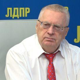 Жириновский возглавил федеральный список кандидатов в депутаты ГД
