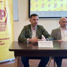 Кандидата в депутаты ГД от «СР–За правду» просят донести все документы в севастопольский избирком