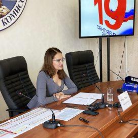 В избиркоме раскрыли подробности, как пройдёт видеонаблюдение на выборах в Севастополе