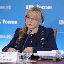 Памфилова прокомментировала заявление Грудинина о том, что он подаст на неё в суд