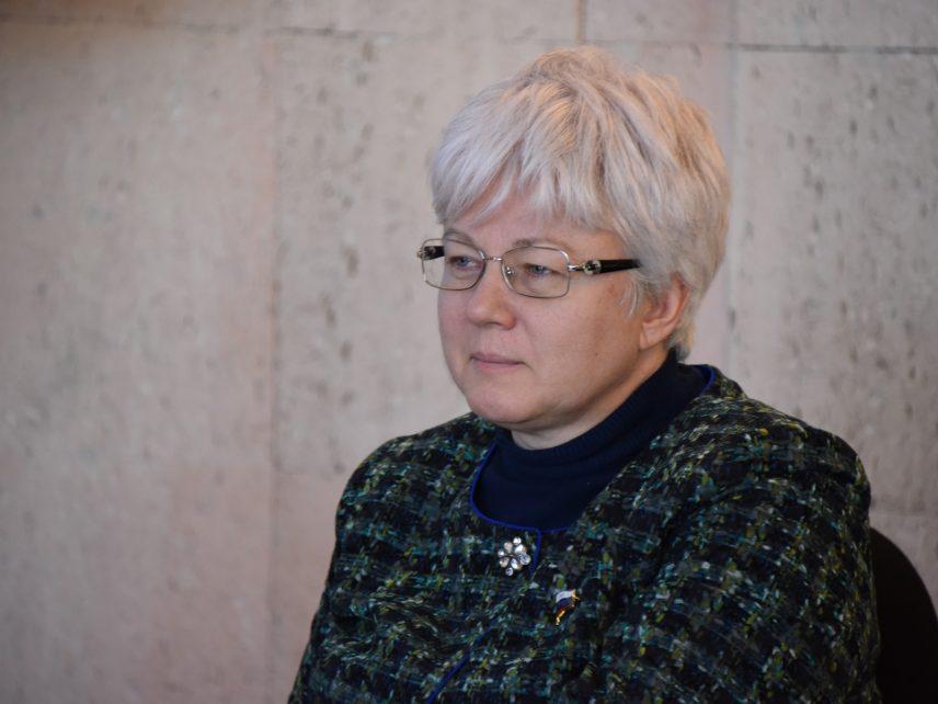Бывший сенатор от Севастополя готова пойти на выборы в Госдуму самовыдвиженцем