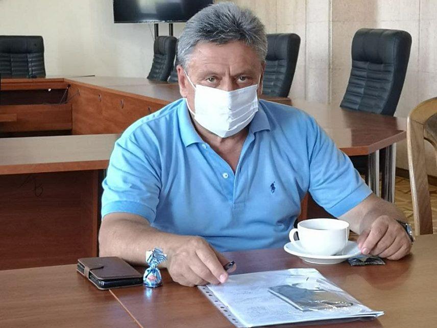 Кандидат от «Зелёных» подал документы в Севгоризбирком